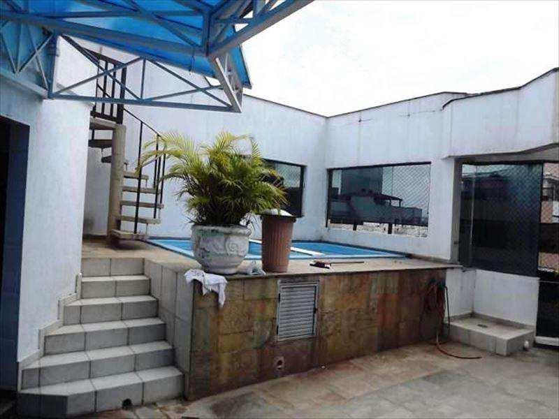 Cobertura em Guarujá, no bairro Balneário Guarujá