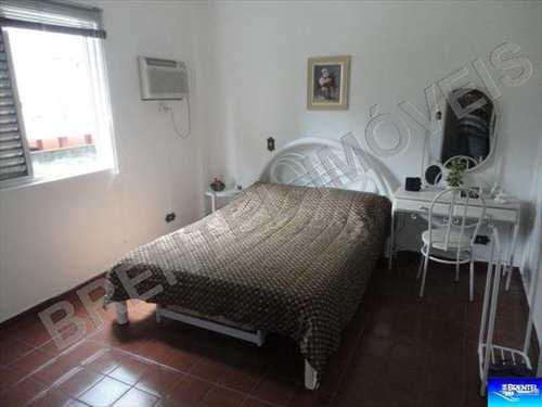 Apartamento, código 561 em Guarujá, bairro Jardim Enseada