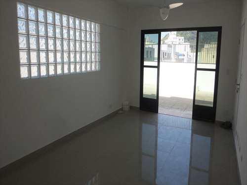 Cobertura, código 414 em Guarujá, bairro Jardim Astúrias