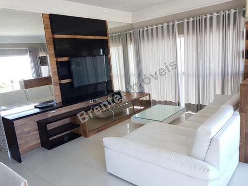 Apartamento, código 2731 em Guarujá, bairro Pitangueiras