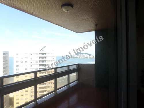 Apartamento, código 2822 em Guarujá, bairro Centro
