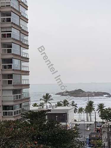 Apartamento, código 2865 em Guarujá, bairro Centro
