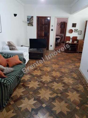 Apartamento, código 2868 em Guarujá, bairro Centro