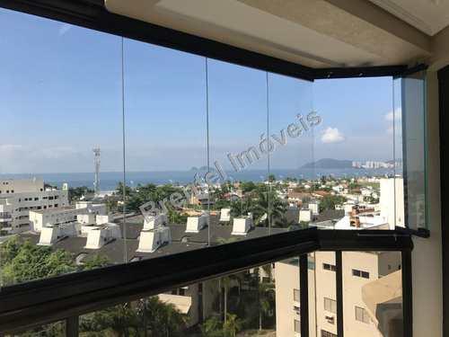 Apartamento, código 2892 em Guarujá, bairro Balneário Guarujá