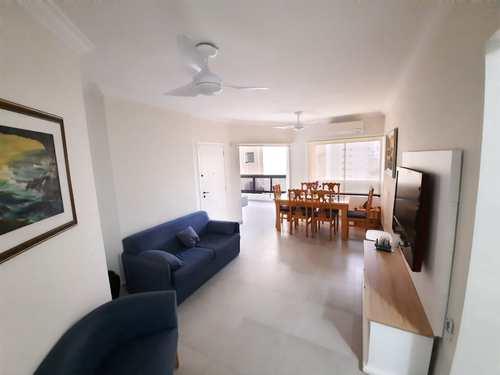 Apartamento, código 2960 em Guarujá, bairro Barra Funda