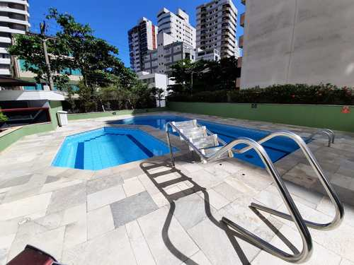 Apartamento, código 2969 em Guarujá, bairro Vila Alzira