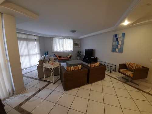 Apartamento, código 3003 em Guarujá, bairro Barra Funda