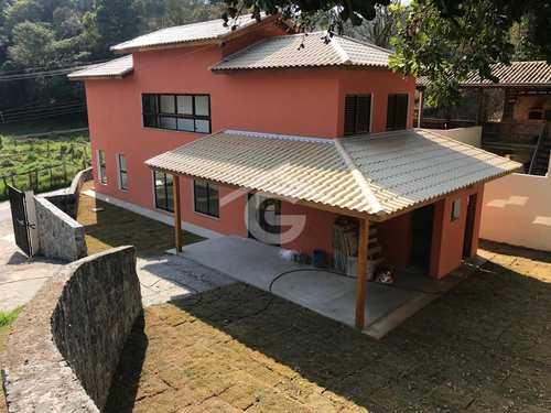 Casa, código 1386 em Guararema, bairro Itaoca