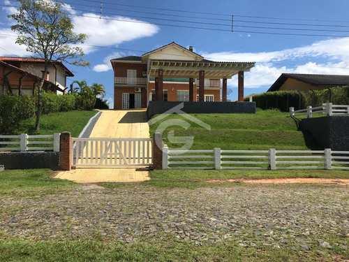 Casa, código 1393 em Guararema, bairro Alpes de Guararema