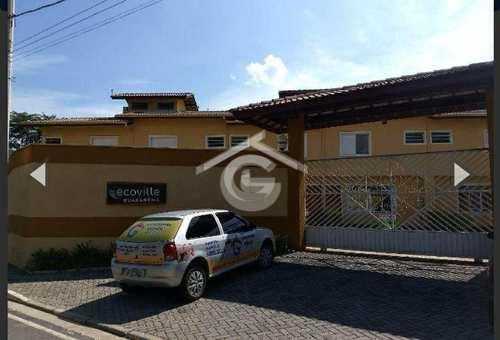 Sobrado de Condomínio, código 1457 em Guararema, bairro Nogueira