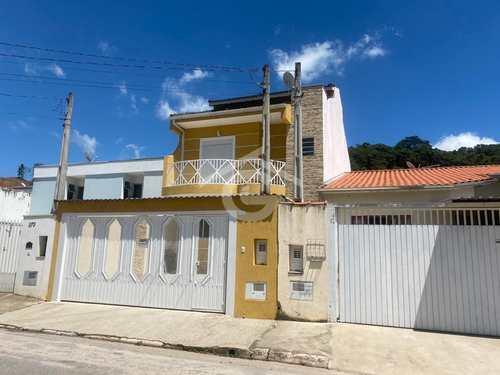 Sobrado, código 1548 em Guararema, bairro Itapema