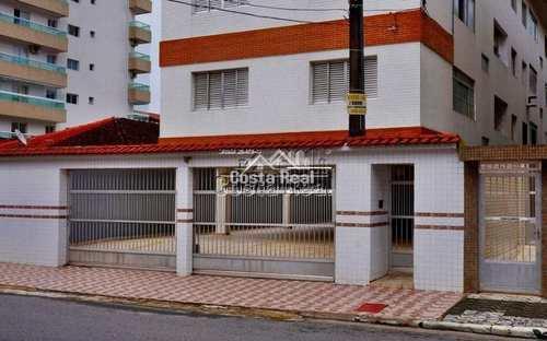 Apartamento, código 900 em Praia Grande, bairro Guilhermina