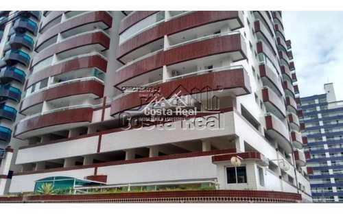Apartamento, código 329 em Praia Grande, bairro Ocian