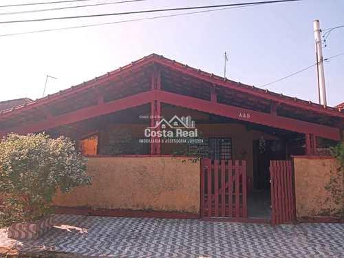 Casa, código 929 em Praia Grande, bairro Mirim