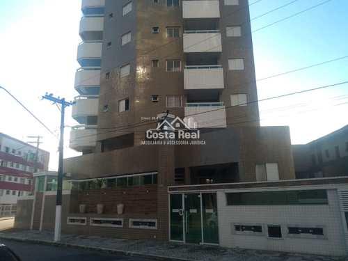 Apartamento, código 1019 em Praia Grande, bairro Mirim