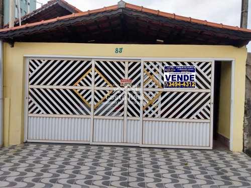 Casa, código 1089 em Praia Grande, bairro Caiçara