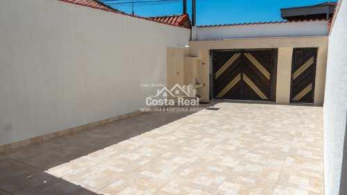 Casa, código 1127 em Praia Grande, bairro Aviação