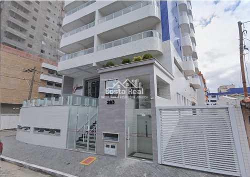 Apartamento, código 1133 em Praia Grande, bairro Aviação