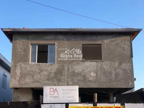 Casa de Condomínio, código 1192 em São Vicente, bairro Vila São Jorge