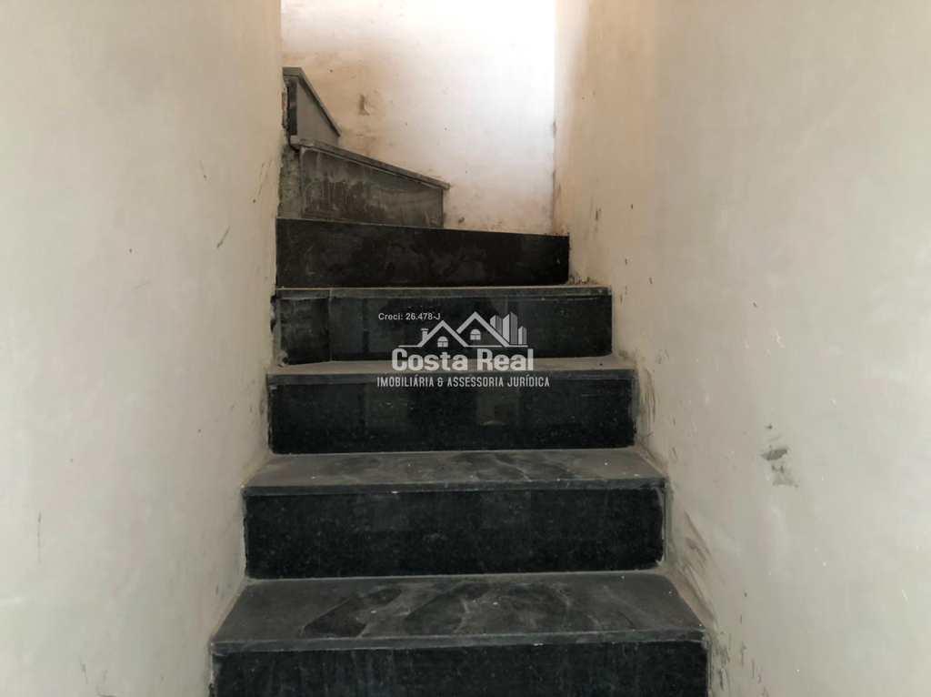 Casa de Condomínio em São Vicente, no bairro Vila São Jorge