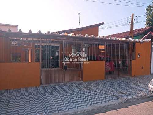 Casa, código 1219 em Praia Grande, bairro Mirim