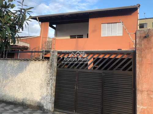 Casa, código 1235 em Praia Grande, bairro Tupi