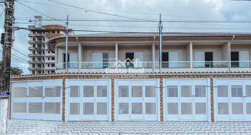 Sobrado, código 1236 em Praia Grande, bairro Maracanã