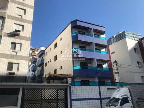 Apartamento, código 1444 em Praia Grande, bairro Guilhermina