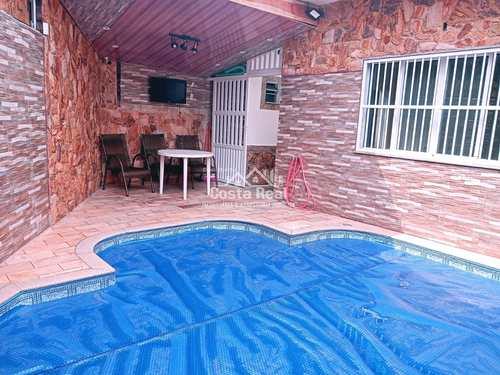 Casa, código 1454 em Praia Grande, bairro Caiçara
