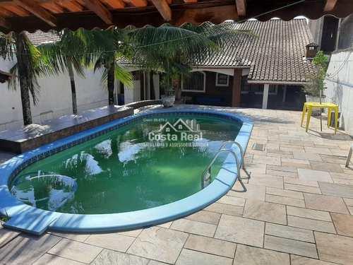 Casa, código 1457 em Praia Grande, bairro Mirim