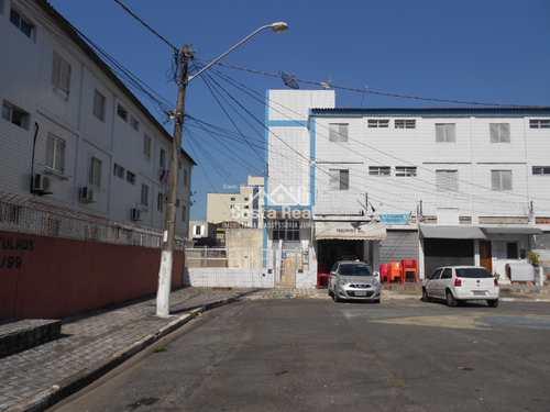 Kitnet, código 1463 em Praia Grande, bairro Ocian