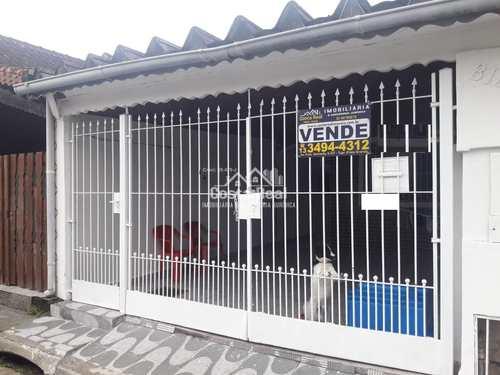 Casa, código 1469 em Praia Grande, bairro Maracanã