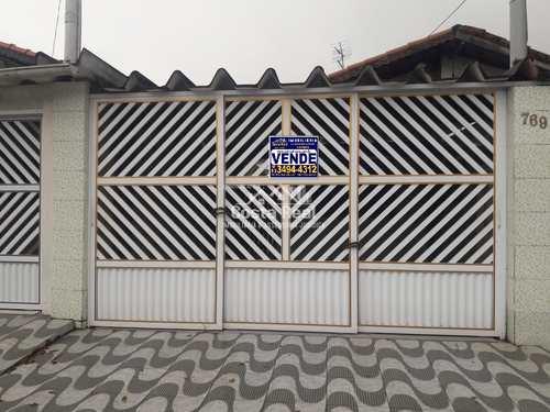 Casa, código 1510 em Praia Grande, bairro Maracanã