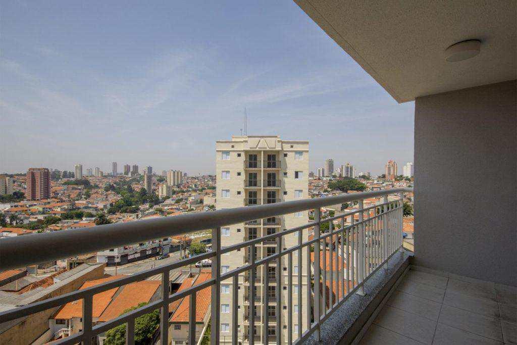 Apartamento em São Paulo, no bairro Chácara Santo Antônio (Zona Leste)