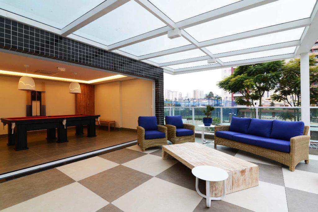 Studio em São Paulo, no bairro Jardim Anália Franco