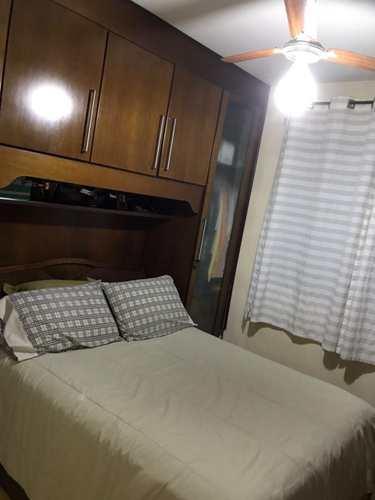Apartamento, código 10 em São Paulo, bairro Brás