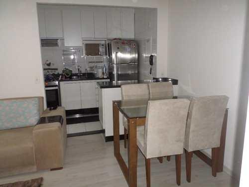 Apartamento, código 60 em São Paulo, bairro Tatuapé