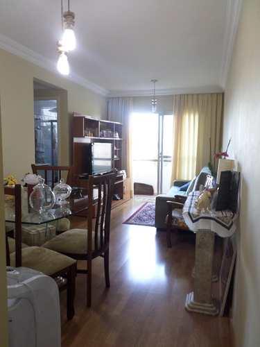 Apartamento, código 80 em São Paulo, bairro Alto da Mooca