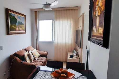 Apartamento, código 83 em São Paulo, bairro Cambuci