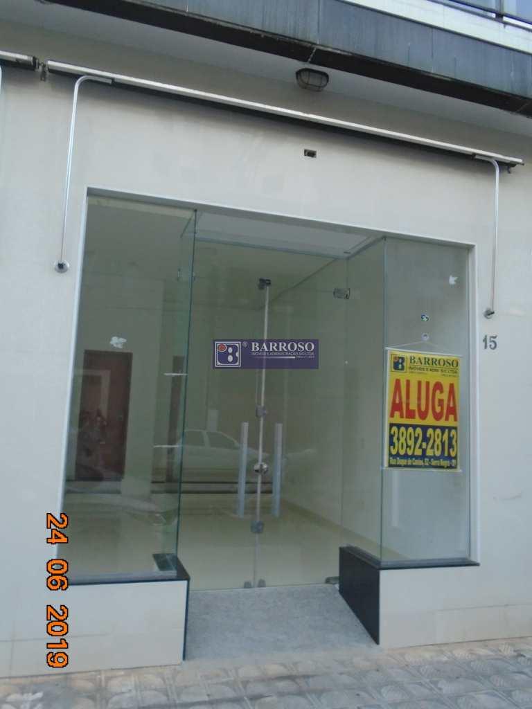 Loja em Serra Negra, no bairro Centro