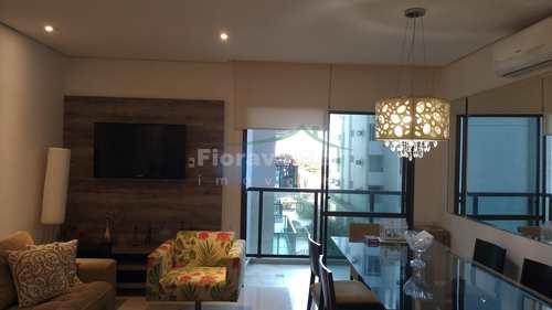 Apartamento, código 3002 em Santos, bairro Boqueirão