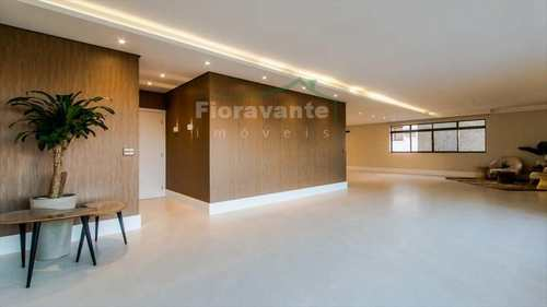 Apartamento, código 2968 em Santos, bairro Boqueirão