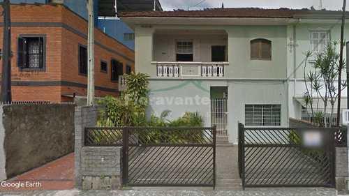 Casa, código 2857 em Santos, bairro Boqueirão