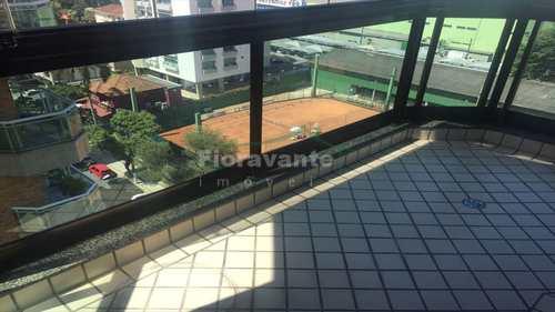 Apartamento, código 2783 em Santos, bairro Vila Rica