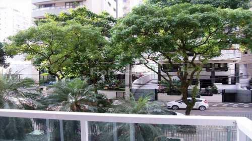 Apartamento, código 2748 em Santos, bairro Boqueirão