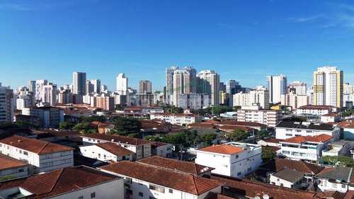 Apartamento, código 2719 em Santos, bairro Campo Grande