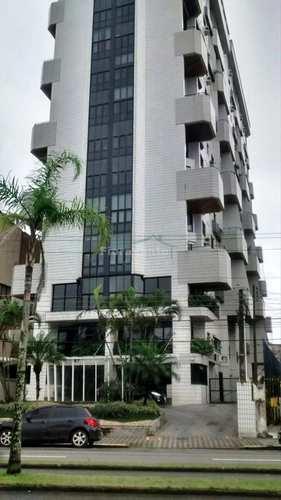 Flat, código 2681 em Santos, bairro Ponta da Praia
