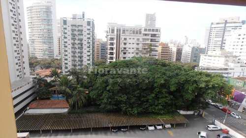 Apartamento, código 2635 em Santos, bairro Gonzaga