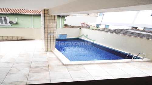 Apartamento, código 2576 em Santos, bairro Boqueirão