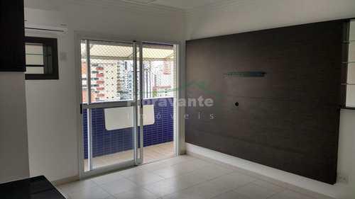 Apartamento, código 2533 em Santos, bairro Gonzaga